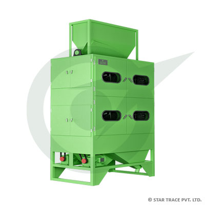 Drum Type Electrostatic Separator